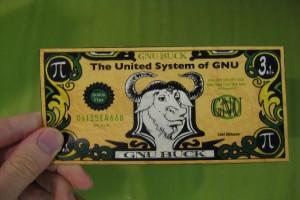 GNU Bucks