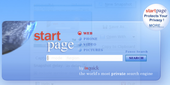 Startpage