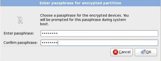 How to manage disk encryption passphrases and key slots