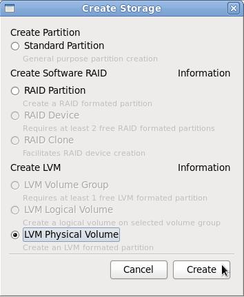 Create PV