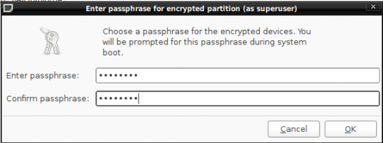 Passphrase