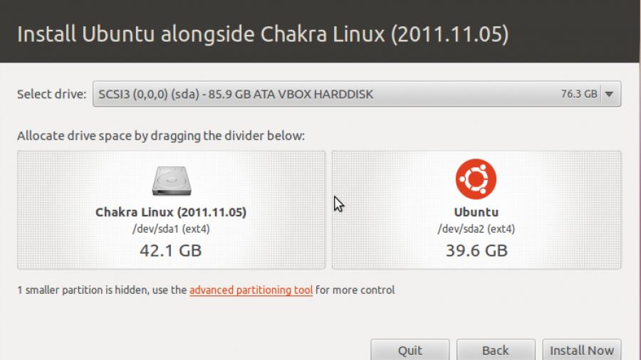 Ubiquity Installer