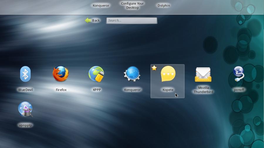 ROSA Desktop 2012 Netbook Internet Apps