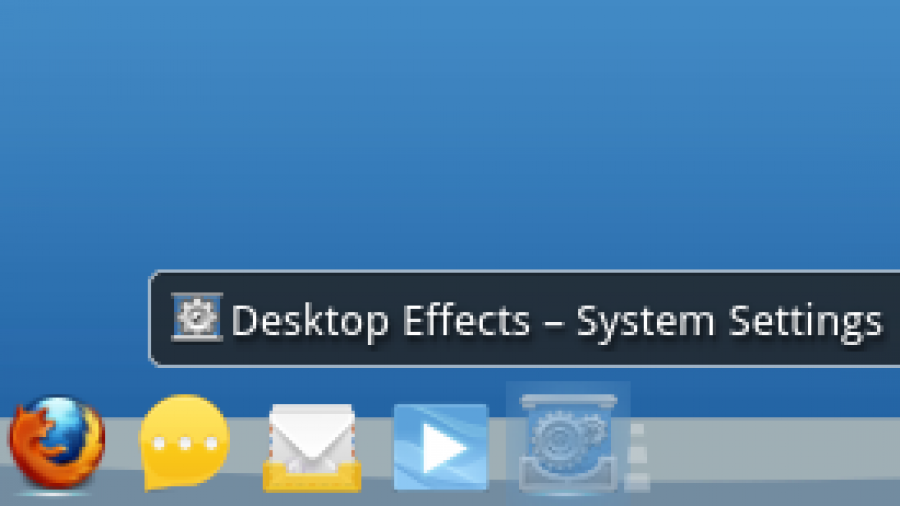 KDE Taskbar Thumbnail Disabled