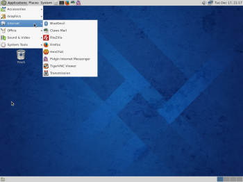 Fedora 20 MATE apps