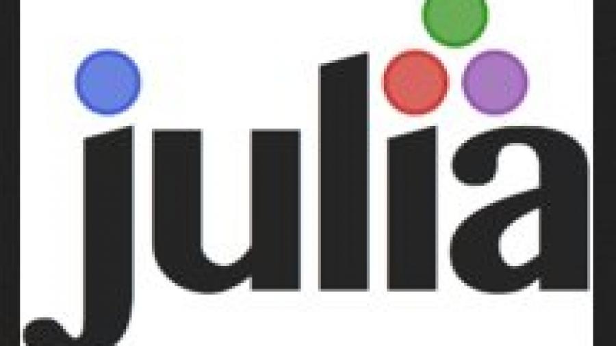 Julia language dynamic technical computing