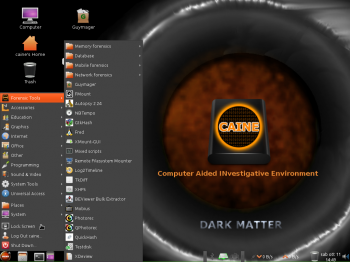 CAINE 6 Forensic Tools