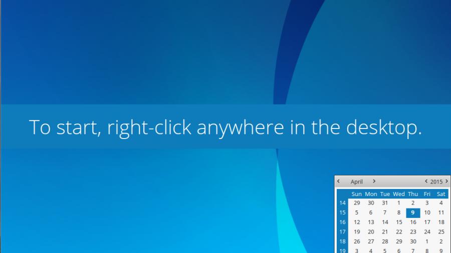 Semplice 7 desktop GNOME 3