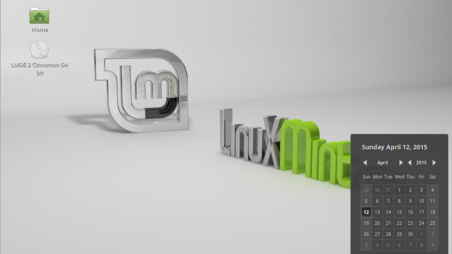 Linux Mint Debian LMDE Cinnamon