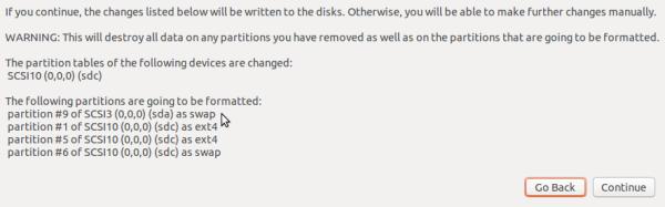 Ubiquity 15.04 installer