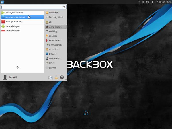 BackBox 4.4 Tor