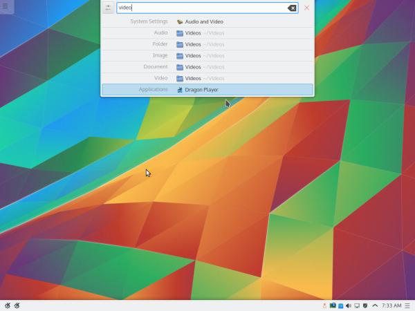 KRunner on Kubuntu 15.10
