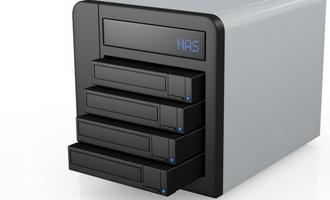 network-attached storage