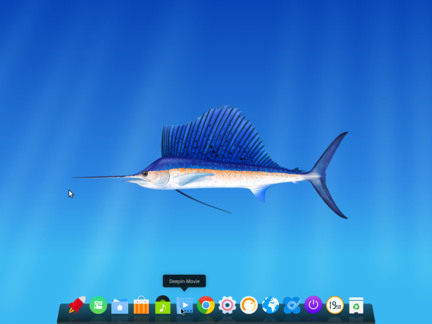 Deepin 15 wallpaper