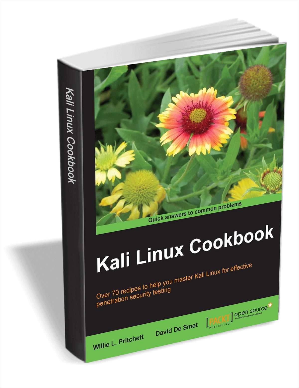 Hone your penetration testing skills using 70+ recipes from the Kali Linux Cookbook