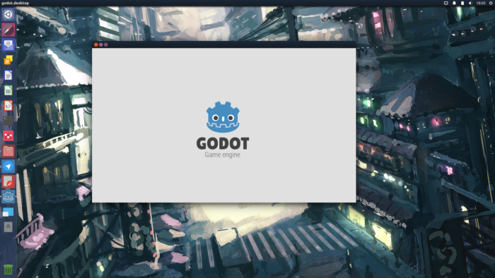 Godot game engine on Ubuntu