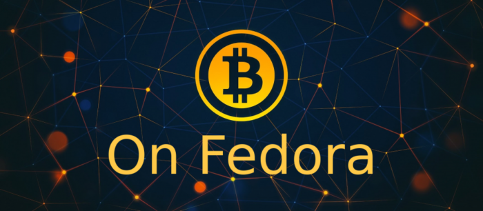 Bitcoin on Fedora with Electrum