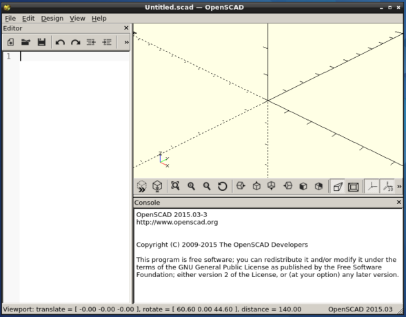 OpenSCAD for 3D printers