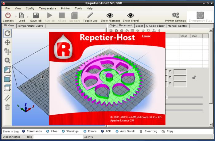 6 3D printing applications to install on Fedora 25, Ubuntu 16 10