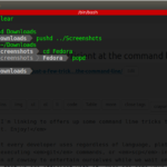 Just a few tricks to make you more efficient at the command line