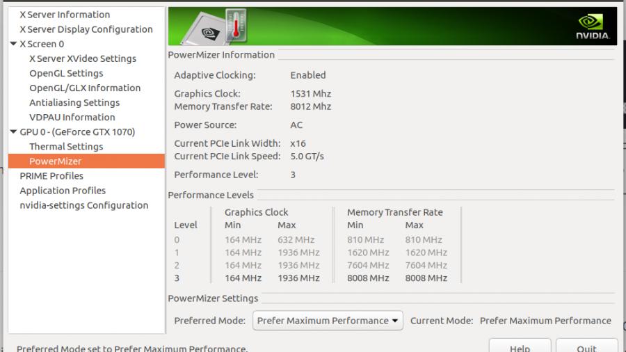 MSI GeMSI GeForce Aero ITX GTX 1070Force Aero ITX GTX 1070