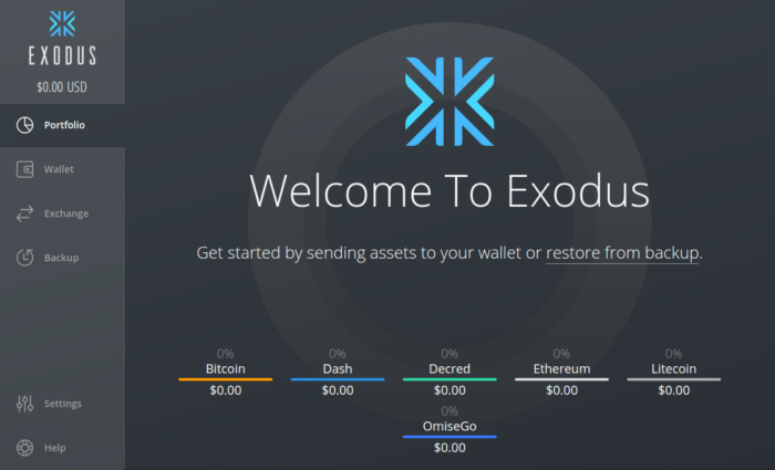 How to install Exodus wallet on any Linux distribution