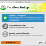 How to backup your Linux files to an Amazon S3 bucket using CloudBerry Backup