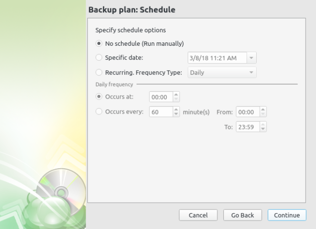 CloudBerry Backup Linux