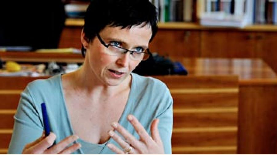 Minister Heidi Grande Roys