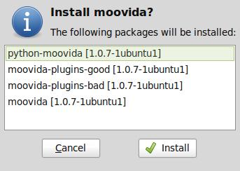 Moovida apps to install