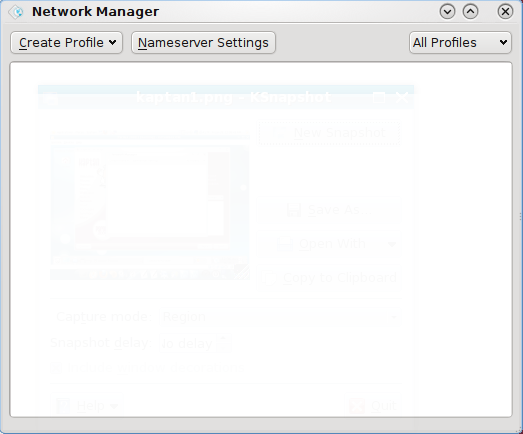 Network Manager