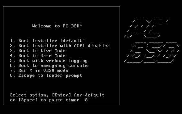 PCBSDinstall3