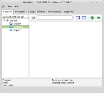 Q4Wine Interface