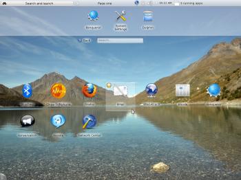 Mageia 2 Plasma Netbook Apps
