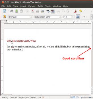 Ubuntu 12.04 Scrollbar