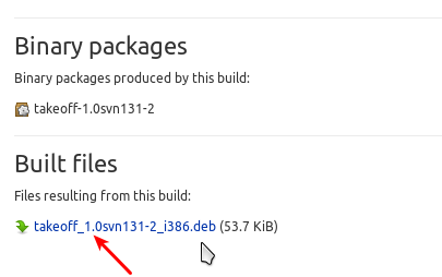 Kubuntu 12.04 Takeoff Launcher Download deb