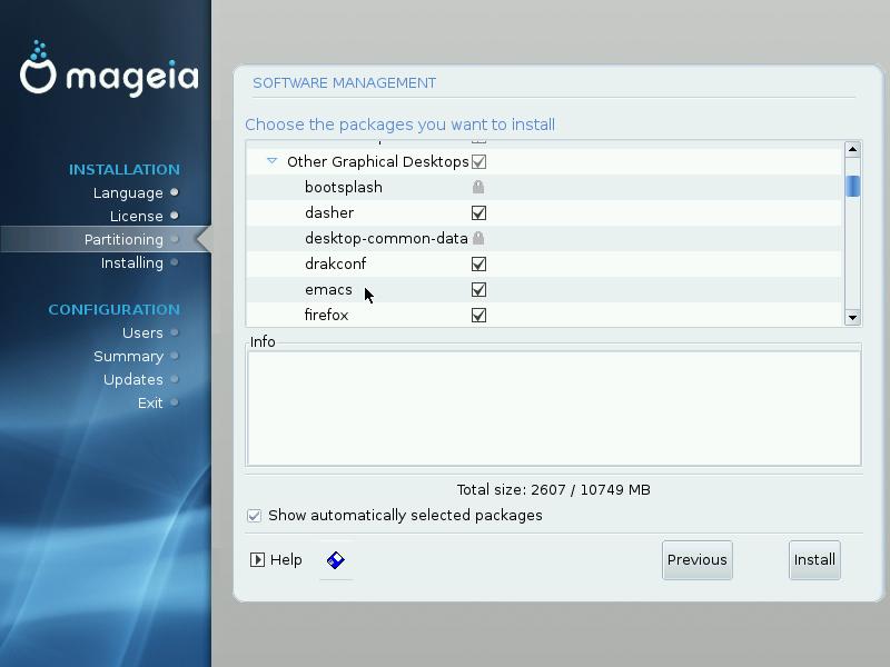 Mageia and E17