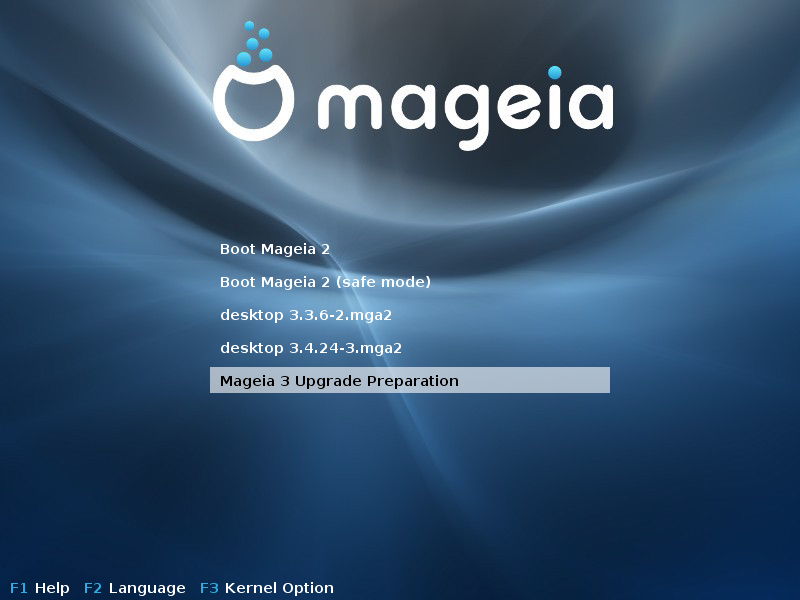 Msgeia Prepare Upgrade