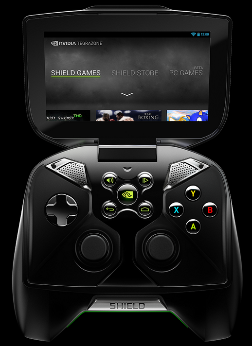 NVIDIA SHIELD Tegra 4 Android Jelly Bean gaming