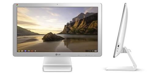 Chromebase Chrome OS LG