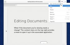 Fedora 20 GNOME 3 Documents