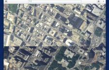 Fedora 20 GNOME 3 Map