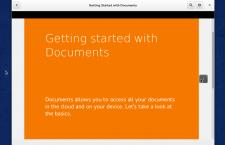 Fedora 20 GNOME Documents