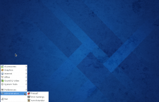 Fedora 20 LXDE desktop