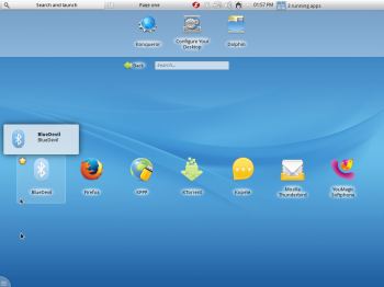 ROSA Desktop Fresh R2 Netbook apps