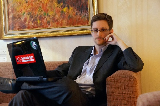 Edward Snowden Tor