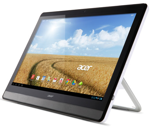 Acer DA223 Android all-in-one PC from acer