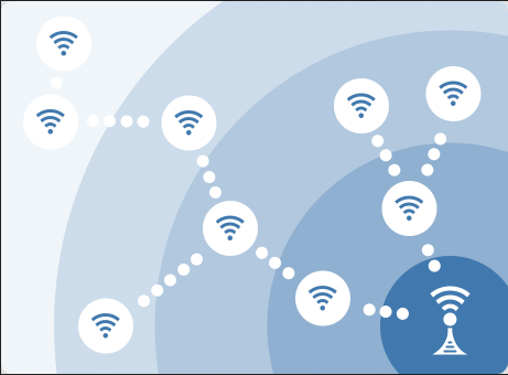 Internet of Things spam attack