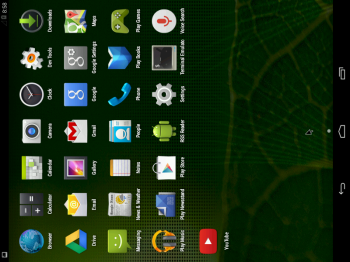 Android-x86 4.4 screen rotation