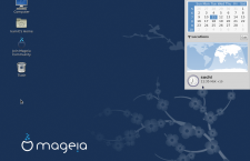 Mageia 4 MATE desktop